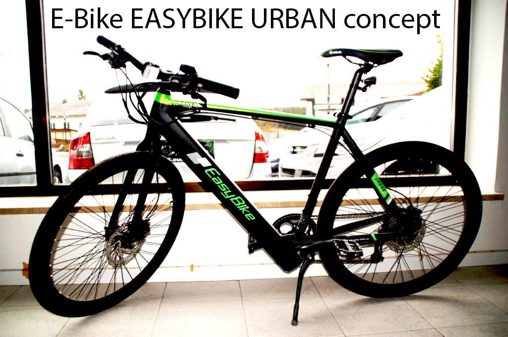 Fahrrad EasyBike